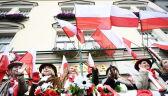101 drzew wiśni na 101. rocznicę niepodległości w Gdańsku