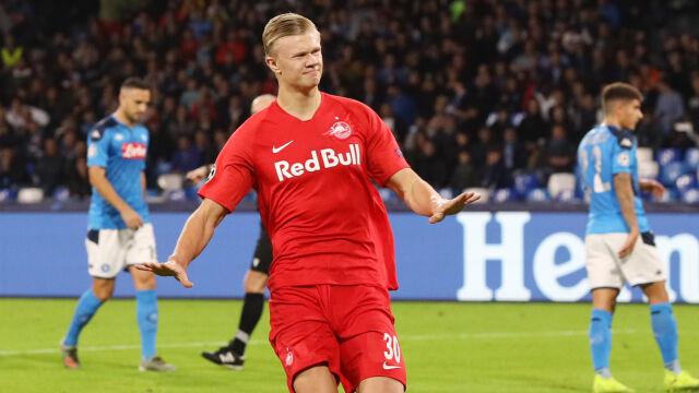"""Bayern dołączył do kolejki po Haalanda. """"Do poziomu Lewandowskiego jeszcze sporo mu brakuje"""""""