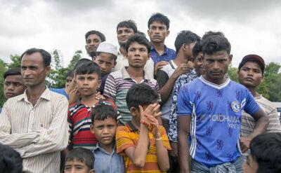 Będzie śledztwo w sprawie Rohindżów