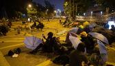 W Hongkongu od czerwca trwają masowe demonstracje