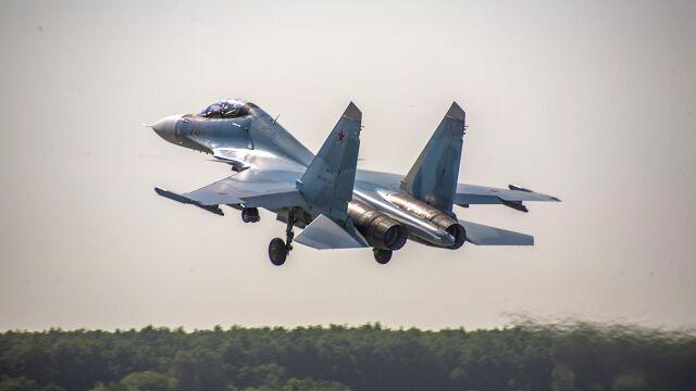 """Rosyjskie myśliwce """"zwiększą potencjał bojowy"""" Białorusi"""