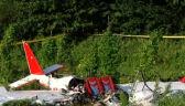 Wypadek lotniczy w Małopolsce, dwaj mężczyźni nie żyją