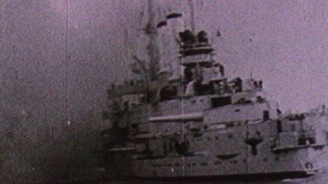 Westerplatte broniło się przez siedem dni (Filmoteka Narodowa)