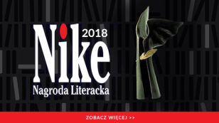 Nagroda Literacka Nike 2018