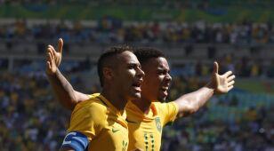 Olimpijski rekord Neymara. Brazylia gromi i ma finał