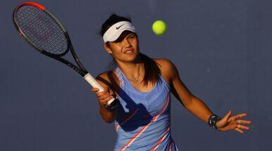 Wygrała na pandemii. Murray o eksplozji talentu sensacyjnej mistrzyni US Open