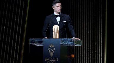 Lewandowski nominowany do Złotej Piłki. O zwycięstwo będzie trudno