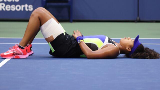 Wspaniały powrót Osaki. Drugi tytuł Japonki w US Open