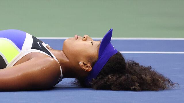 """Specyficzna radość triumfatorki US Open. """"Zawsze ciekawiło mnie, co ci zwycięzcy wtedy widzą"""""""