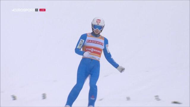 Granerud liderem po 1. serii sobotniego konkursu w Klingenthal