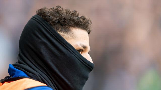 100 tysięcy euro kary za złamanie zaleceń klubu dotyczących koronawirusa