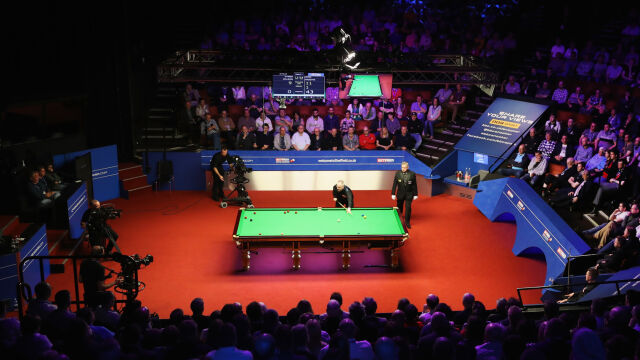 Będzie nowy termin mistrzostw świata w snookerze