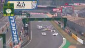 Start wyścigu 24h Le Mans 2020