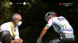 Osa użądliła Poestlbergera. Austriak wycofał się na 19. etapie Tour de France