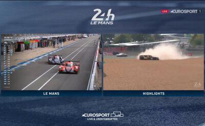 Najważniejsze wydarzenia w wyścigu 24h Le Mans po trzech godzinach rywalizacji