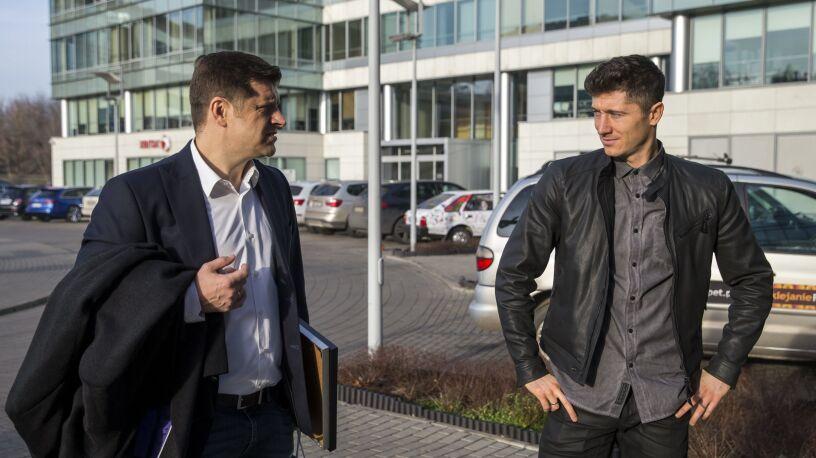 """Kucharski zabrał głos w sprawie konfliktu z Lewandowskim. """"Nigdy go nie szantażowałem"""""""