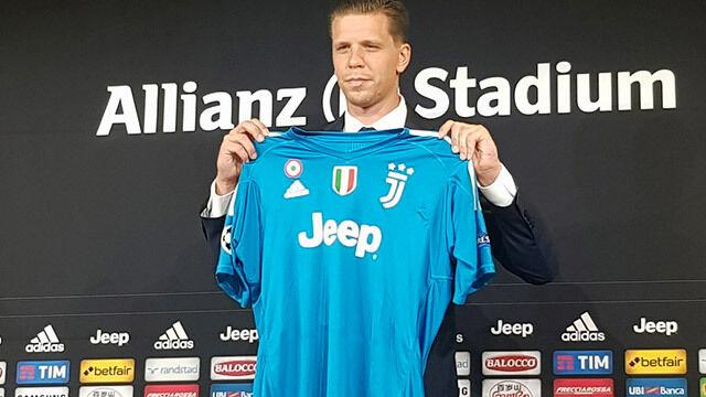 """Szczęsny oficjalnie w Juventusie. """"Praca z Buffonem może mi wiele dać"""""""