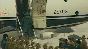Królowa odwiedziła Polskę ponad 20 lat temu, zaglądał tu także książę Karol