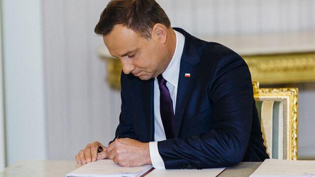 """""""Głęboki smutek i żal"""". Prezydent napisał do rodzin harcerzy"""