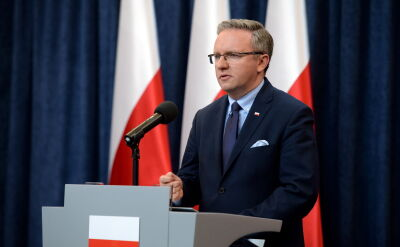Szczerski o przyjeździe Donalda Trumpa do Polski