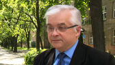 Cimoszewicz: Brzeziński to wybitny intelektualista, bardzo mądry człowiek