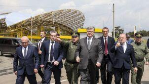 Jak się przekracza granicę z Polską? Prezydent to sprawdził