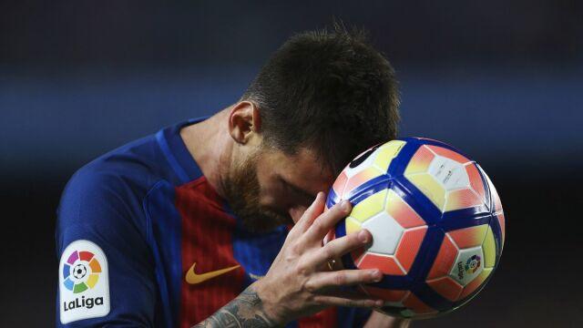 Messi prawomocnie skazany. Do więzienia nie pójdzie