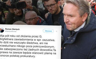 Pół roku po aferze Srebrnej. Nie ma śledztwa, nie przesłuchano Kaczyńskiego