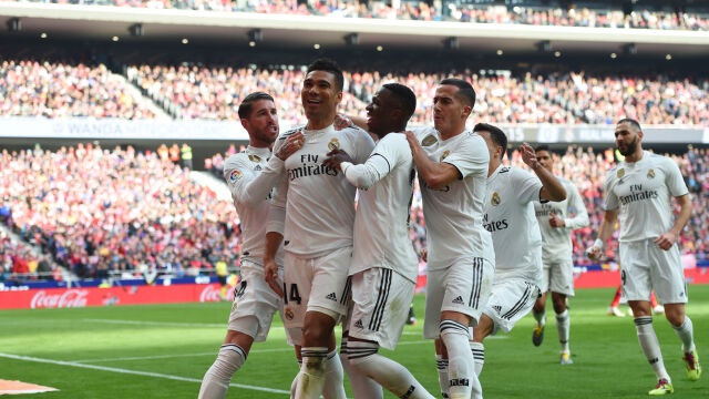 Real Madryt najbardziej wartościowym klubem piłkarskim świata