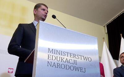 Minister tłumaczy się ze słów po marszu równości