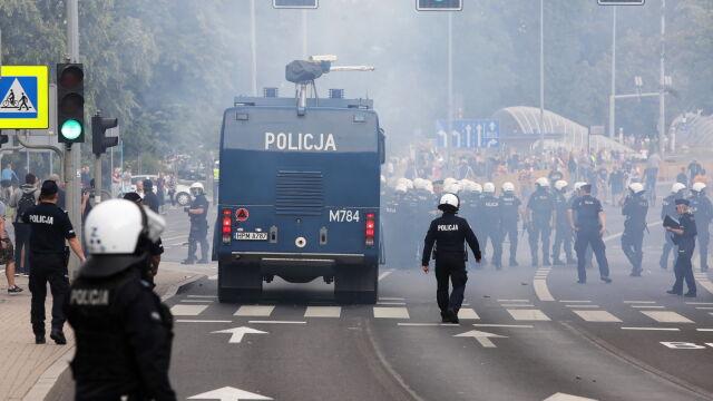 Poszukiwani po marszu  w Białymstoku w rękach policji
