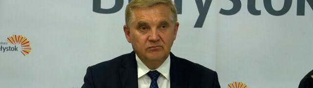 Prezydent Białegostoku: w ekscesy zaangażowani przedstawiciele PiS
