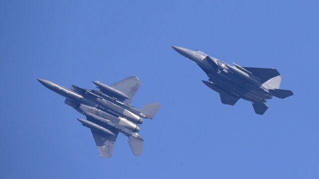 Seul: rosyjski samolot naruszył przestrzeń powietrzną, oddaliśmy strzały