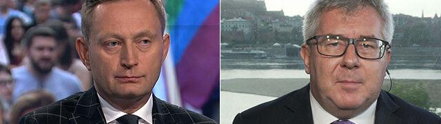 Rabiej: Kuchciński zachował się nieuczciwie. Czarnecki: brawa dla pana marszałka