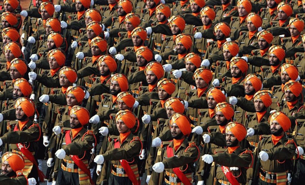 Swoją armię modernizuje także drugie najludniejsze państwo, Indie