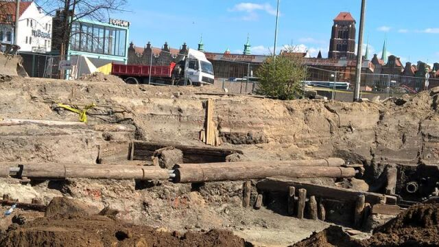 Dawny system rur może trafić do jednego z obiektów Gdańskiego Szlaku Wodociągowego