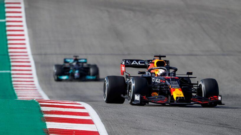 Verstappen wygrał Grand Prix USA