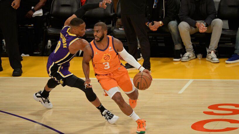 Historyczny wyczyn Paula. Kolejna porażka Lakers