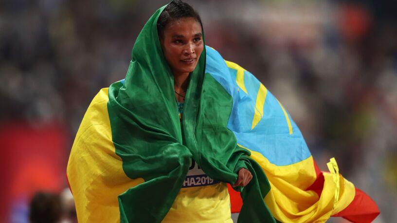 Medalistka z Tokio nową rekordzistką świata w półmaratonie