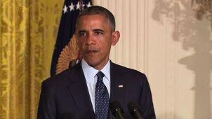 """""""Grillują"""" Obamę"""