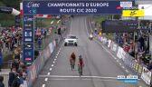 Niewiadoma z brązowym medalem mistrzostw Europy, triumf Van Vleuten