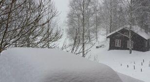 27.03   Wyjątkowo śnieżna wiosna