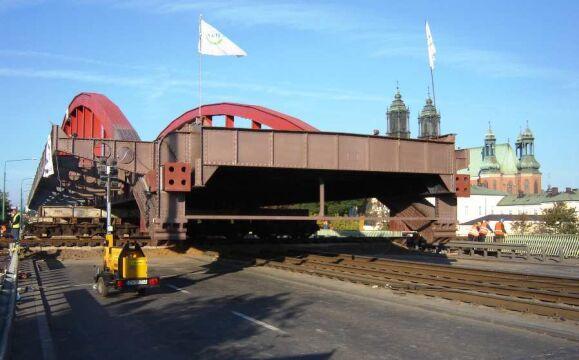 Przenoszenie przez most Mieszka I