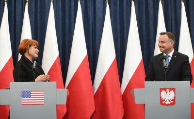 Mosbacher: 11 listopada Polacy będą mogli podróżować do USA już bez wizy