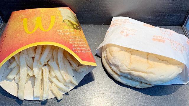 """10. urodziny burgera z frytkami. """"Tylko papierek się postarzał"""""""