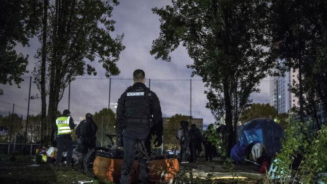 Imigranci szturmują Europę
