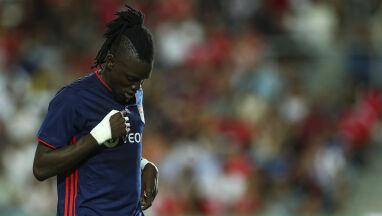 Piłkarz obrabowany w trakcie meczu Ligi Mistrzów. Straty są ogromne