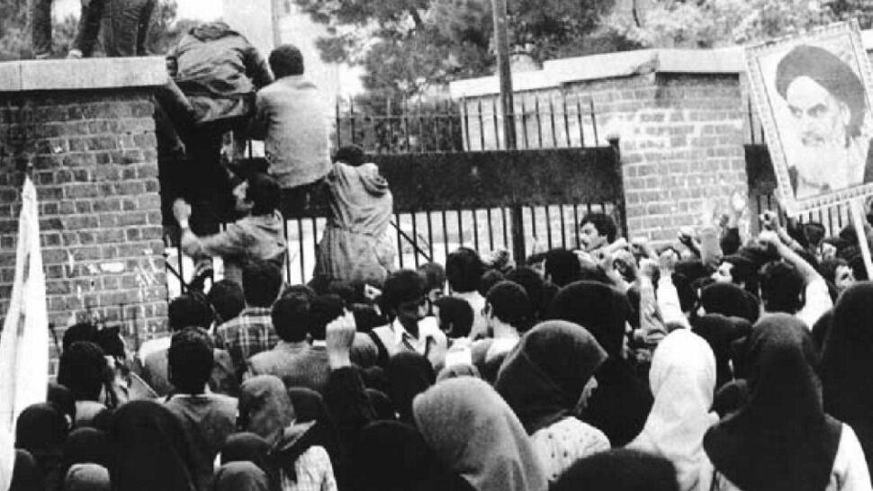 444 dni dramatu. Szturm na ambasadę, który zmienił losy świata
