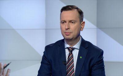 Kosiniak-Kamysz: nie zadałem Tuskowi pytania ostatecznego