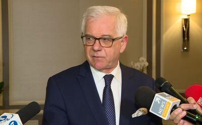 Czaputowicz: zdarza się, że czasami strony porozumienia Interpolu nadużywają możliwości wpisania na listę